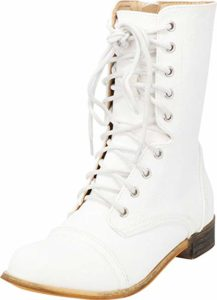 #7 Cambridge Select Women's Closed Round Boot