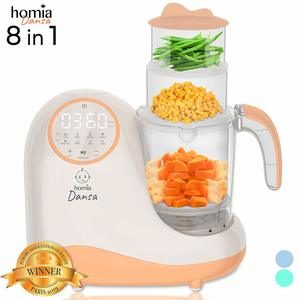 7. Baby Food Grinder - Mills and Steamer 8 in 1