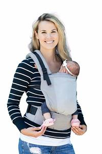 7. Baby Tula Free-to-Grow Coast Mesh Baby Carrier