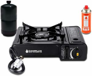 #8 Camplux Dual Fuel Camping Stove