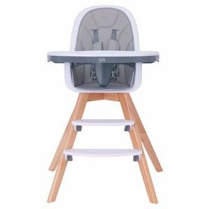 8. Baby High Chair with Double Removable Tray