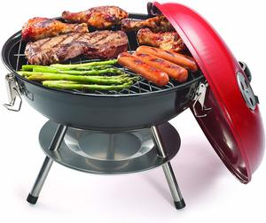 #9 Cuisinart CCG-190RB Charcoal Grill