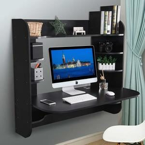 #9. Binrrio Wall-Mounted Floating Computer Desk