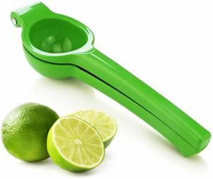 #9. New Star Foodservice 42849 Green Enameled Aluminum Lime Squeezers,