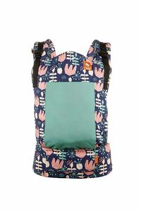 9. Tula Coast Standard Baby Carrier with Mesh Panel