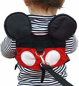 9. Yimidear Child Anti Lost Leash Baby