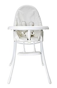 9. bloom Nano Folding High Chair in Coconut White