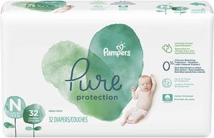 9. Diapers Newborn/Size N (>10 lb)