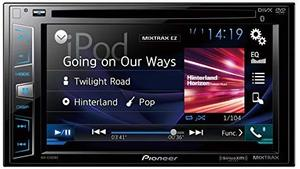 #1. Pioneer AVH-X2800BS 6.2-inch Display, In-Dash DVD Receiver