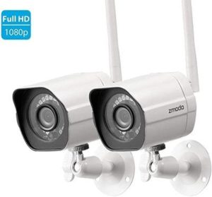 1. Zmodo Wireless Security Camera System (2 Pack)