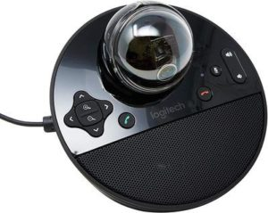 10. Logitech BCC950 Video Conference Webcam