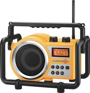 #2 Sangean LB-100 Ultra Rugged AM FM Radio