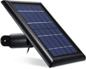3. Wasserstein Arlo Solar Panel Compatible With Arlo Pro