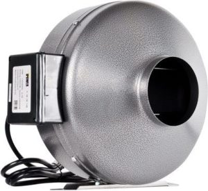 3. iPower 6 Inch Inline Duct Ventilation Fan
