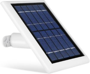 4. Wasserstein Solar Panel Compatible with Ring Spotlight Cam Battery