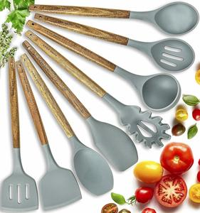#4 Home Hero Silicone Cooking Utensils