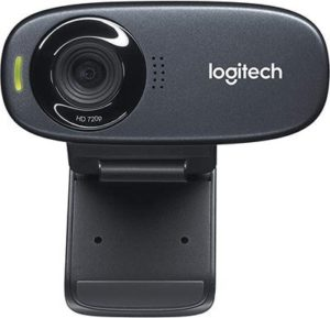 4. Logitech HD Webcam C310