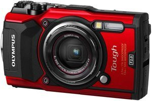 #4. Olympus TG-5 Waterproof Digital Camera 3-Inch LCD