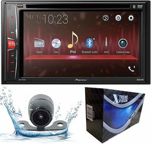 #4. Pioneer AVH-210EX Double DIN in-