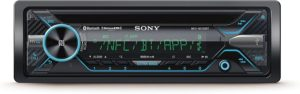 #4. Sony MEX-N5200BT Receiver with CD, Bluetooth