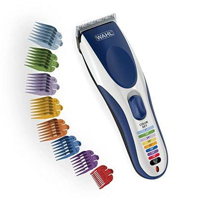 4. Wahl Color Pro Cordless Rechargeable Hair Clipper & Trimmer