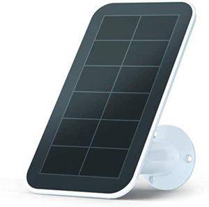 5. Arlo Technologies Accessory - Solar Panel Charger