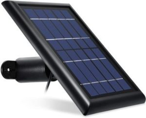 6. [Updated Version] Wasserstein Arlo Solar Panel (Black)