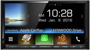 #7. Kenwood DDX Double-DIN In-Dash