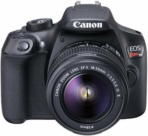 #8. Canon EOS Rebel Digital T6 SLR Camera