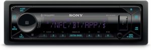 #9. Sony MEX-N5300BT Single Din Car Stereo with Bluetooth