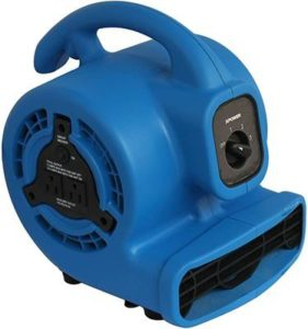 9. XPOWER P-80A Mini Mighty Air Mover