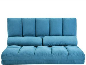 #1 Adjustable Floor Couch and Sofa for Living Room and Bedroom