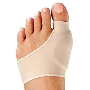 #1 Alayna Bunion Corrector and Bunion Relief Sleeve with Gel Cushion Pads Splint Orthopedic Bunion Protector for Men and Women - Realignment - Stop Bunion Pain - Size Medium (2 PCS)