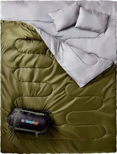 #1 Sleepingo Double Sleeping Bag