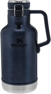 #1. Stanley Classic Easy-Pour Growler- Vacuum Insulated