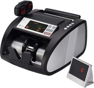 #10. GStar Money Counter Counterfeit Bill Detection