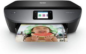 #10. HP Envy Photo 7155 Photo Printer All in One