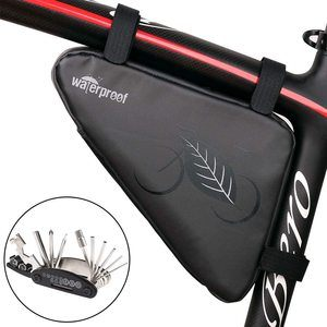 #10. NDakter Bike bag, Bicycle Storage Bag Water-Resistant