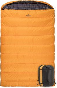 #2 TETON Sports Mammoth Double Sleeping Bag
