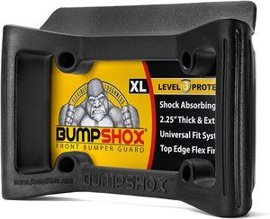 #2. BumpShox XL - Ultimate Front Car Bumper Guard
