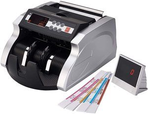 #2. G-Star Technology Money Counting Machine