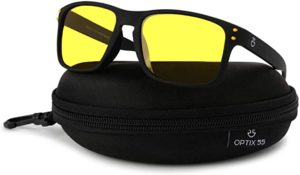 2. Optix 55 Polarized Glasses for Men & Women