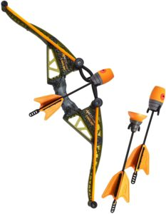 #2. Zing Air Hunterz Z-Curve Arrow and Bow…