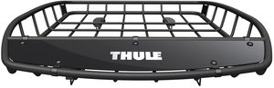 3 Thule Canyon XT Cargo, Roof Rack Baskets