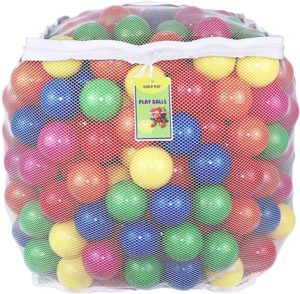 3. Click N' Play Value Pack of 400 Plastic Balls