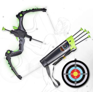 #3. SainSmart Jr. Kids Durable Bow and Arrows