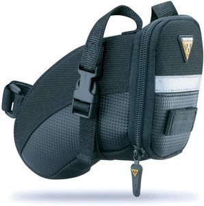 #3. Topeak Aero Wedge Bike Velcro Pack