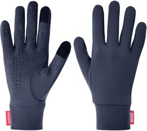 3. aegend Lightweight Running Gloves