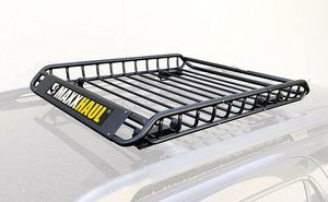 "4 MAXXHAUL 46"" x 36"" x 4-1/2"" Steel Roof Rack Basket"