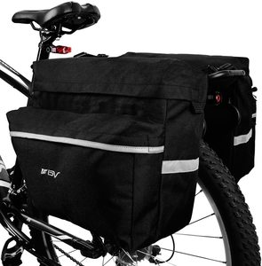 #4. BV Bike Bag with Adjustable Hooks